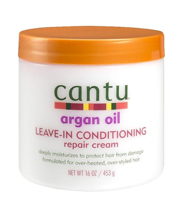 CANTU ARGAN OIL LEAVE-IN CONDITIONING REPAIR CREAM