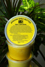 RA COSMETICS 100% NATURAL SHEA BUTTER