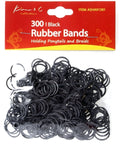 KIM & C RUBBER BANDS (300 PIECES)