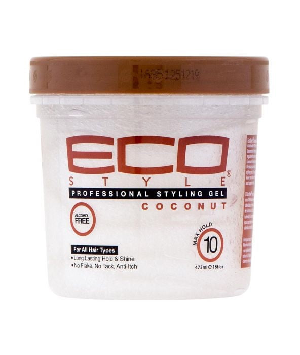 ECO STYLE PROFESSIONAL STYLING GEL (COCONUT OIL)