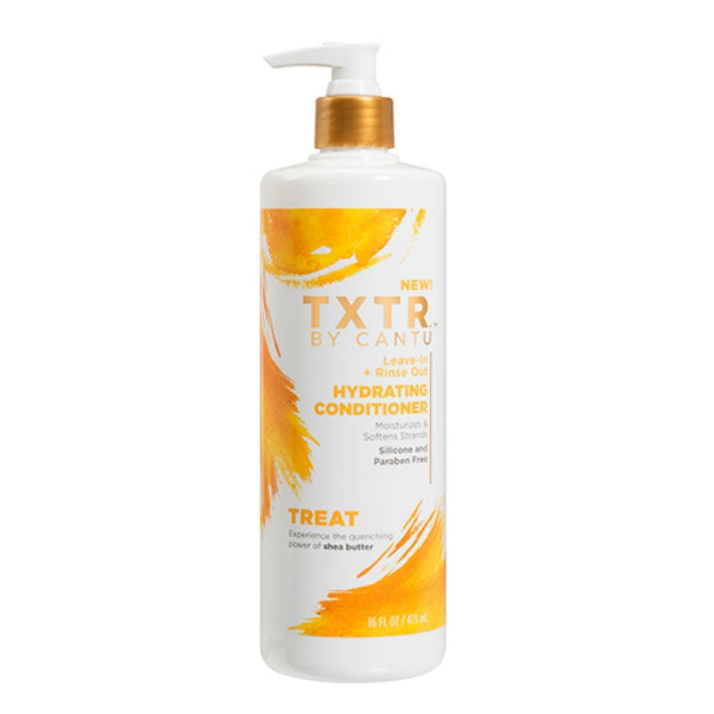 TXTR by CANTU LEAVE-IN + RINSE OUT HYDRATING CONDITIONER