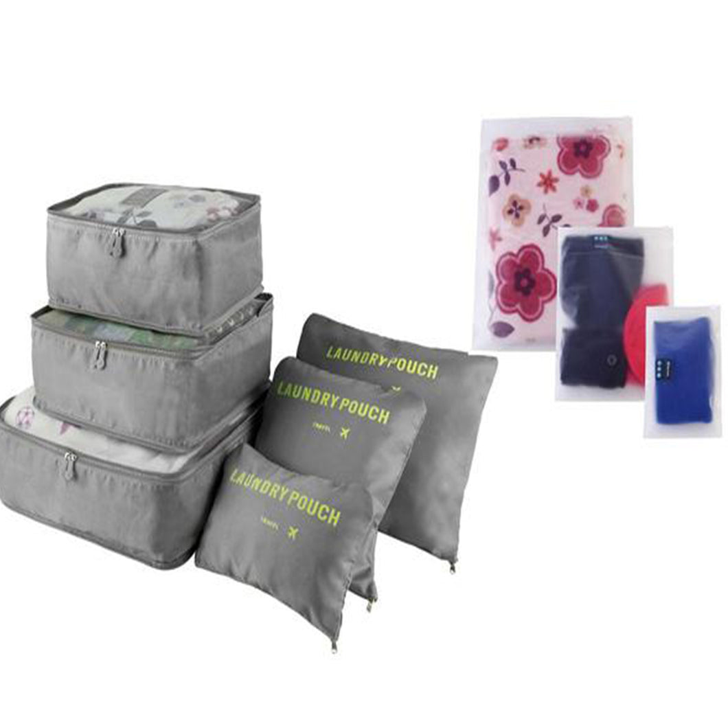 Packing Cube Storage Bag Set