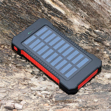 Load image into Gallery viewer, Portable Solar Battery Charger