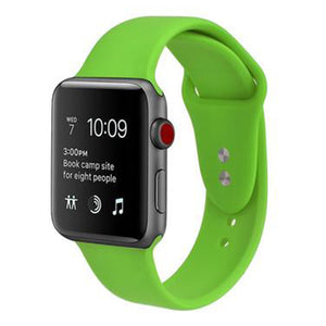 Silicone Sport Replacement Band
