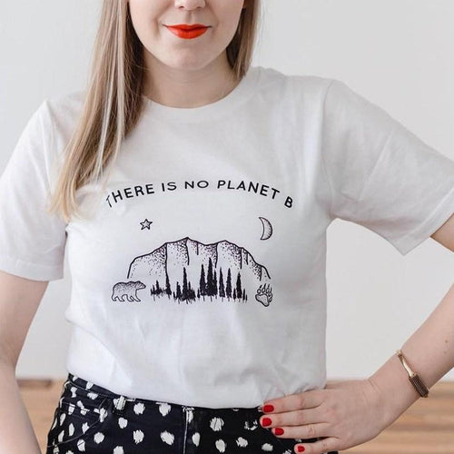 44b956c161 There Is No Planet B, Best Vegan Shirt Apparel Save The World Environment  Tee Unisex