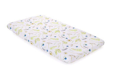 Drap-housse Herbal 120x60 cm
