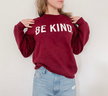 Load image into Gallery viewer, Be Kind Sweater - Unisex