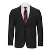 WOOL & CASHMERE SOLID SLIM FIT SUIT (more colors)