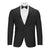 WOOL & CASHMERE SLIM FIT TUXEDO