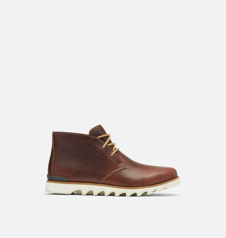 SOREL KEZAR WATERPROOF LEATHER CHUKKA BOOT