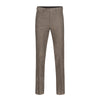 BROWN DONEGAL TWEED PANTS by ROBERT AMERIGO