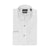 STANTT WRINKLE RESISTANT WHITE DOBBY FRENCH CUFF DRESS SHIRT