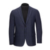 LAUREN RALPH LAUREN BLUE GLEN PLAID SPORTCOAT