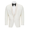 LAUREN RALPH LAUREN OFF WHITE DINNER JACKET