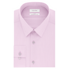 CALVIN KLEIN SLIM FIT PINK SOLID DRESS SHIRT