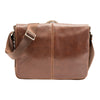 BOCONI LEATHER MESSENGER BAG (more colors)