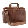 BOCONI LEATHER BRIEFCASE (more colors)