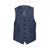 LAUREN RALPH LAUREN BLUE NAIL HEAD SUIT SEPARATE VEST