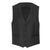 CALVIN KLEIN BLACK SUIT SEPARATES VEST