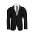 HUGO BOSS SOFT CONSTRUCTED BLACK SUIT SEPARATE JACKET