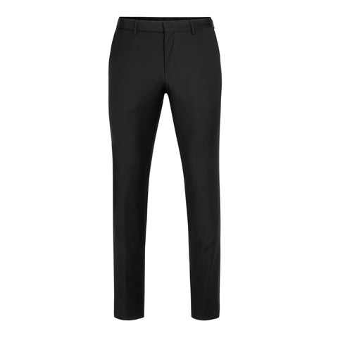 HUGO BOSS SOFT CONSTRUCTED BLACK SUIT SEPARATE PANTS
