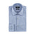 HUGO BOSS SLIM FIT BLUE/BLACK CHECK DRESS SHIRT