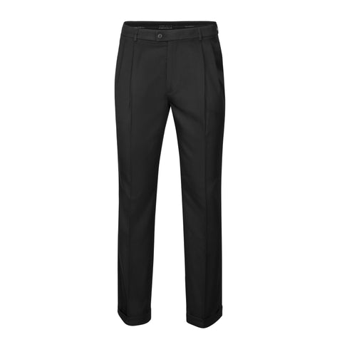 PERRY ELLIS REGULAR FIT PLEATED PANT (more colors)