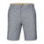 DOCKERS ORIGINAL CHAMBRAY FLAT FRONT SHORT