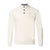 TRICOT ST. RAPHAEL TEXTURED YOKE BUTTON MOCK NECK (more colors)