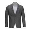 CALVIN KLEIN BLACK AND TINT NAILHEAD SPORTCOAT