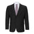 CALVIN KLEIN BLACK SUIT SEPARATES JACKET