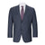 CALVIN KLEIN BLUE SUIT SEPARATES JACKET