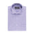 FORSYTH OF CANADA NON-IRON COTTON TAILORED FIT CHECK DRESS SHIRT