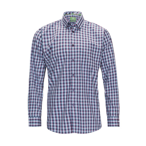FORSYTH OF CANADA NON-IRON PLAID SHIRT