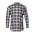 FORSYTH OF CANADA NON-IRON TWILL CHECK SHIRT
