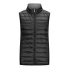 FX FUSION PACKABLE DOWN PUFFER VEST (more colors)