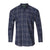 FORSYTH OF CANADA NON-IRON TWILL PLAID SHIRT