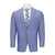 TOMMY HILFIGER BLUE CHAMBRAY SEPARATES JACKET