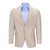 TOMMY HILFIGER TAN CHAMBRAY SEPARATES JACKET