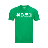 47 BRAND RED SOX ST. PATRICK'S DAY T-SHIRT