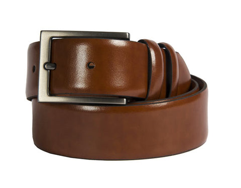 BOCONI DOUBLE KEEPER LEATHER BELT (more colors)