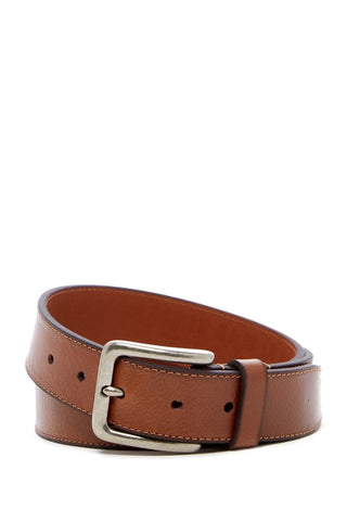 BOCONI STITCHED EDGE DRESS CASUAL BELT