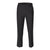 LAUREN RALPH LAUREN FLAT FRONT REGULAR FIT BLACK DRESS PANTS