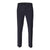 LAUREN RALPH LAUREN FLAT FRONT REGULAR FIT NAVY DRESS PANTS