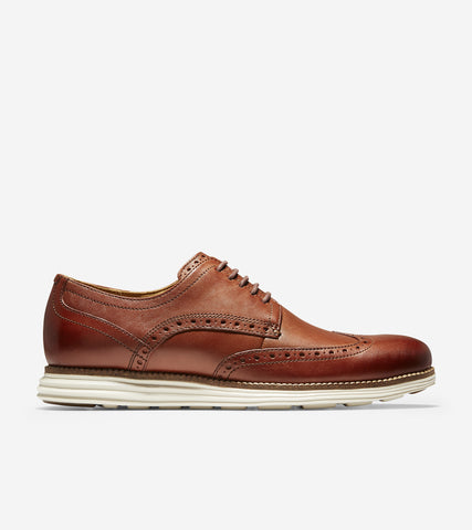 COLE HAAN ORIGINAL GRAND SHORTWING OXFORD