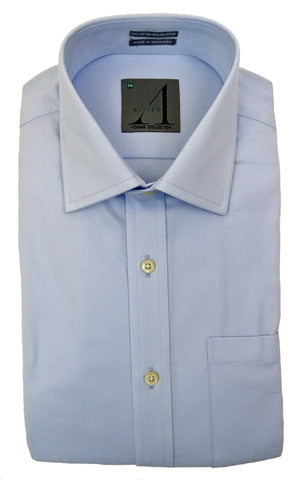 BOY'S TWILL DRESS SHIRT (more colors)