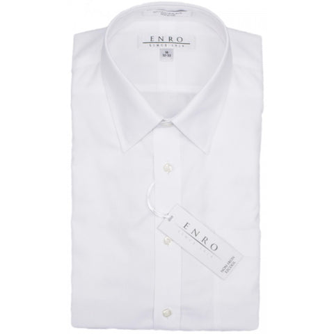 ENRO NON-IRON PINPOINT OXFORD DRESS SHIRT (more colors)