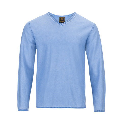 FX FUSION SANDWASHED V-NECK (more colors)