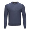 JON RANDALL MERINO V-NECK SWEATER (more colors)