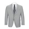MICHAEL KORS GREY SHARKSKIN SUIT